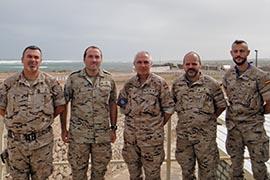 Les Espagnols prêts à assumer la relève à la tête d'EUTM Somalia