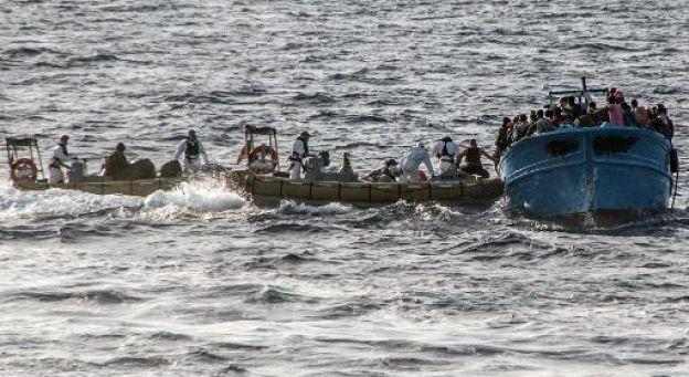 Sauvetage en mer et droit d'asile … Les réponses du HCR