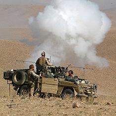 commandos en exercice (Crédit : armée néerlandaise)