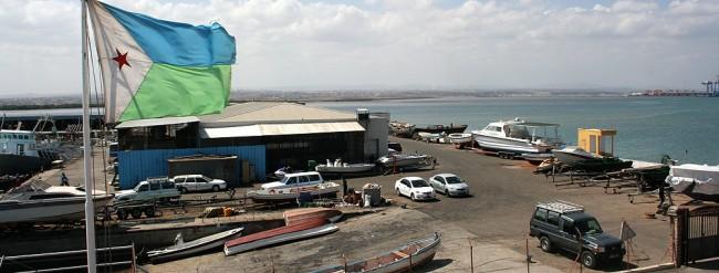 Base navale à Djibouti (crédit : Eucap Nestor)