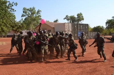 EUTM Mali « Même la guerre a des limites »