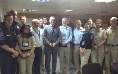La mission européenne en Afghanistan.
