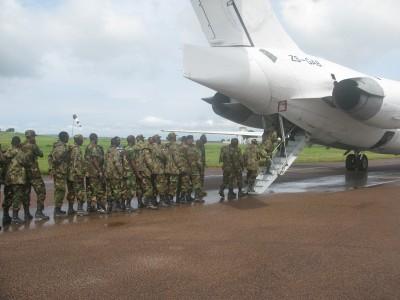 Dernière formation en Ouganda pour EUTM Somalia