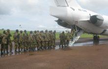 Les 138 somaliens du dernier groupe rentrent en somalie  (Crédits: EUTM Somalia)