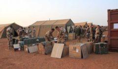 Base de Gao (crédit : ministère français de la défense / DICOD)