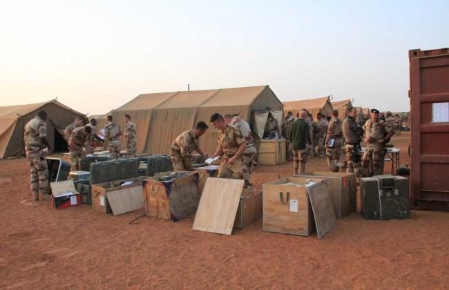 Le Drian au Mali pour le réveillon. Une visite pleine de sens…