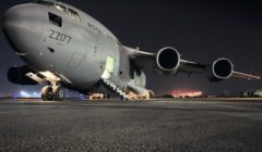 RAF aircraft provides South Sudan evacuation