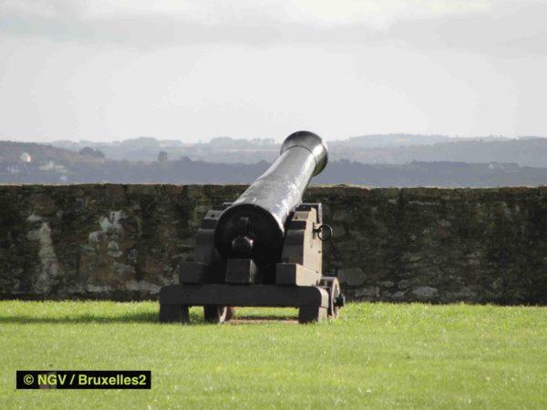 Canon de la forteresse de Brest (© NGV /B2)