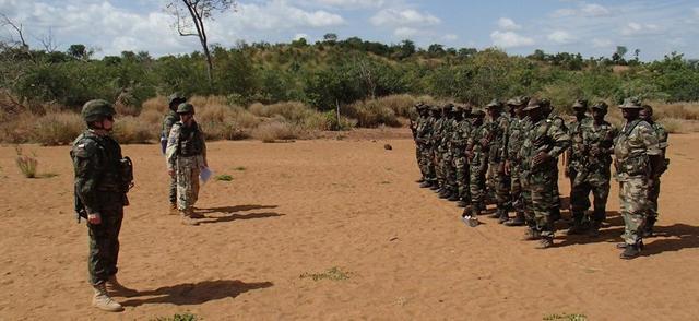 Les Polonais rempilent à EUTM Mali