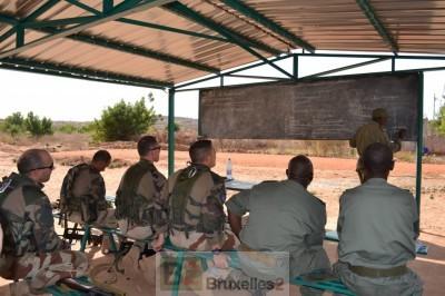 Vers l'auto-formation de l'armée malienne