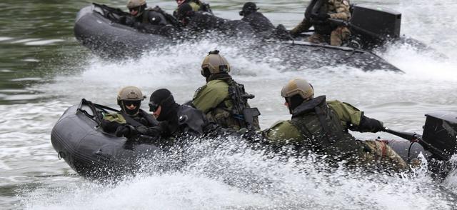 (crédit : Ministère polonais de la Défense, archives Wojsk Specjalnych / forces spéciales)