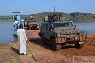 La brigade franco-allemande dans EUTM Mali