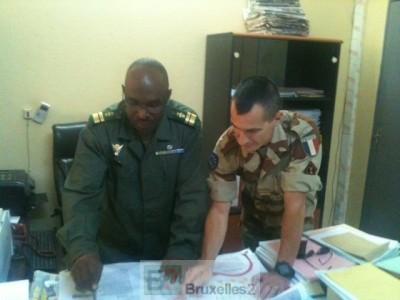 Réforme de l'armée malienne lancée