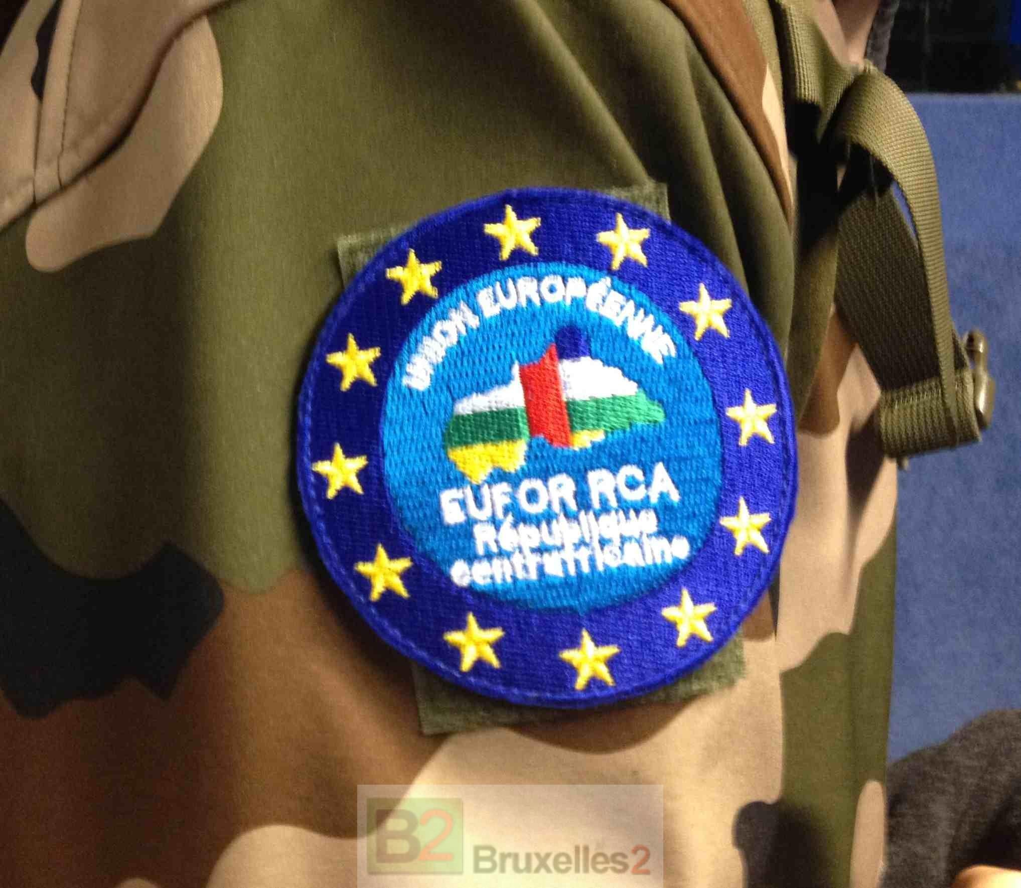 Qui participe à l'opération EUFOR RCA – l'état des forces