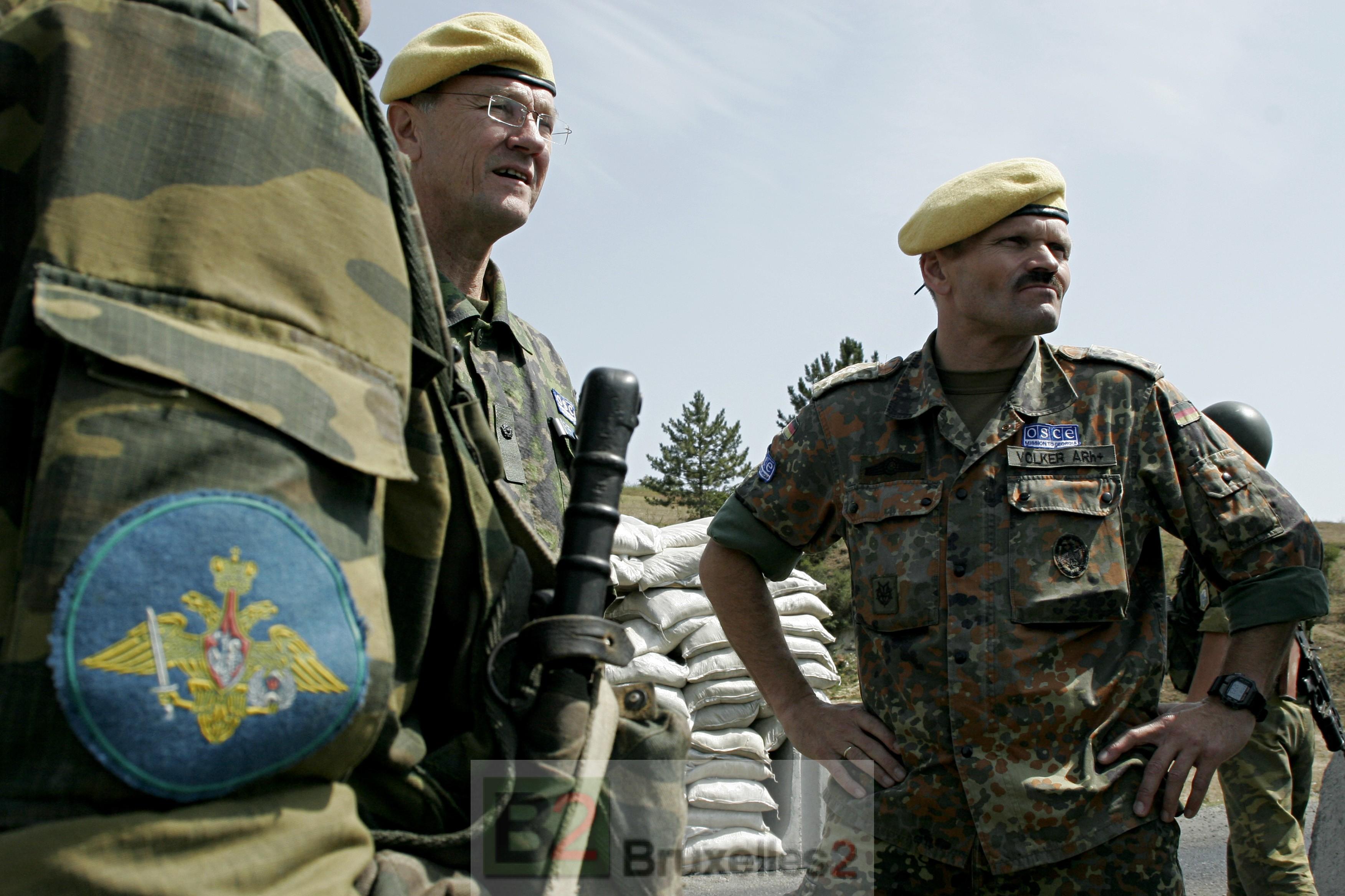 Vers une mission EUMM Ukraine ? Le plan B des Européens (maj)
