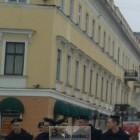 Forces de l'ordre dans la ville d'Odessa (Loreline Merelle@B2)