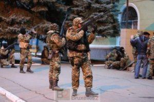 L'Ukraine, objet d'une OPA «hostile» russe ? Observations