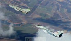la chasse bulgare en exercice (crédit : Armée bulgare)