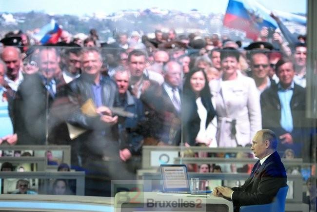 Le dessein de Poutine ? Une nouvelle Russie