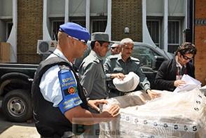 Dernières nouvelles des missions de maintien de la paix de l'UE (PSDC) – mai 2014