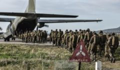 Embarquement du 2e REP - (crédit : DICOD / EMA)