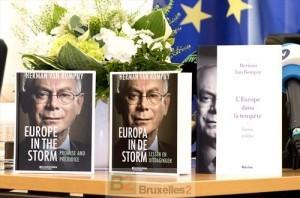« L'Europe dans la tempête ». Quand Herman se livre