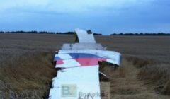 Laile du MH17 dans lest de lUkraine (crédit : Onderzoeksraad)
