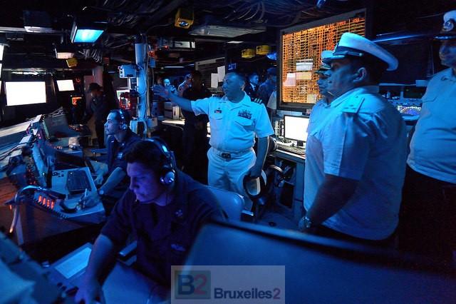 L'exercice Sea Breaze en Mer noire. Objectif : rassurer l'Ukraine