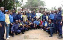 Membres de latelier sur la police de proximité (Crédit : EUPOL RD Congo)