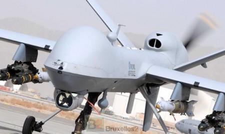 Les Britanniques envoient leurs drones Reaper contre l'état islamique en Irak… ou en Syrie ?
