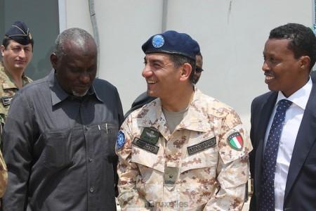 Le cri d'alarme du général Mingiardi : il faut plus de moyens en Somalie