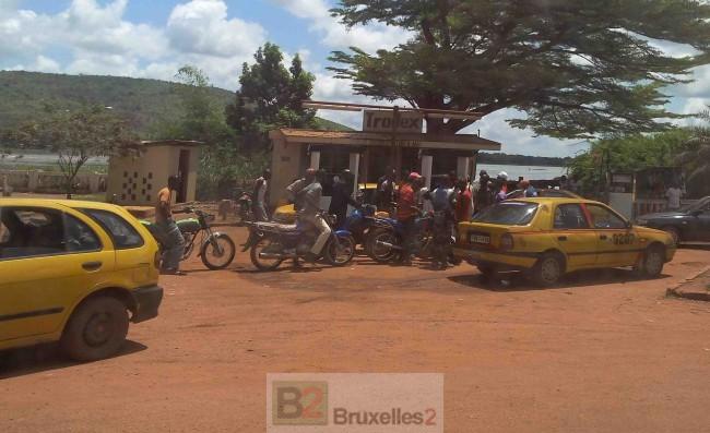 La vie reprend à Bangui