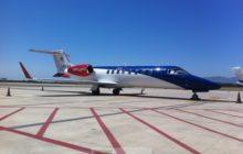 Un des avions de Air Rescue qui va être équipé