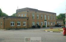 La caserne de Bassingbourn va retourner à son état naturel : vide (crédit : MOD.uk)