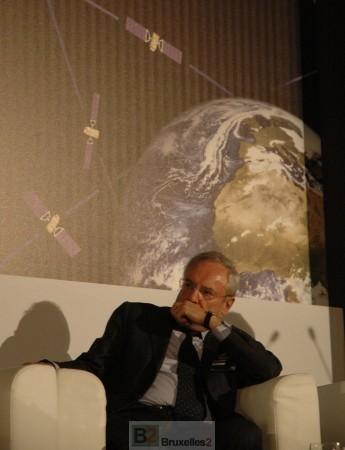 En Italie, au centre de contrôle de l'espace de Fucino, pour le lancement des satellites Galileo (© NGV / B2)
