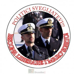 Le dossier des deux fusiliers-marins reste un point de crispation entre l'UE et l'Inde