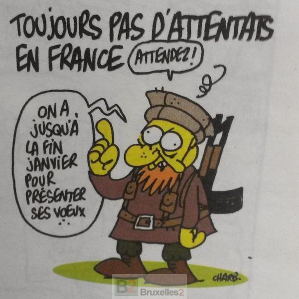 Je ne suis PAS Charlie - Page 26 AttentatFrance2015Charb