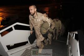 L'Espagne s'engage en Irak
