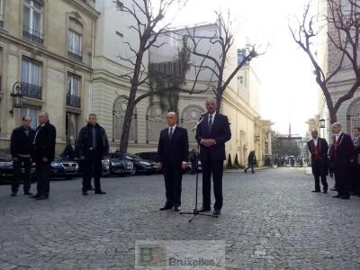 Réunion de Paris. Les premières pistes du G10 dans la lutte anti-terrorisme