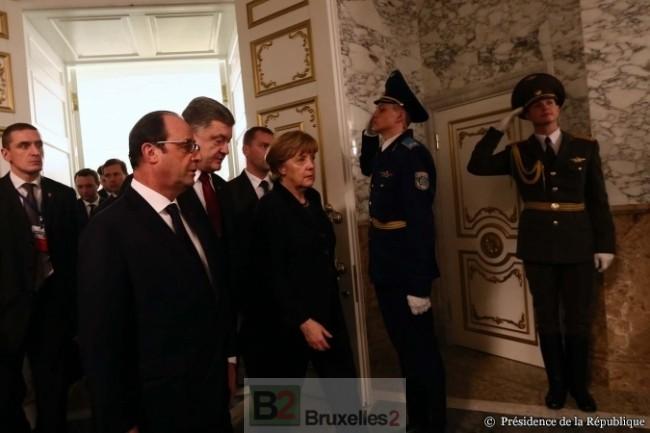 Accords de Minsk : Pourquoi le couple franco-allemand est plus efficace ? Pourquoi pas l'UE ?