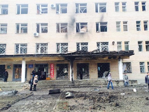 La population civile prise au piège. Un corridor humanitaire est nécessaire (OSCE)