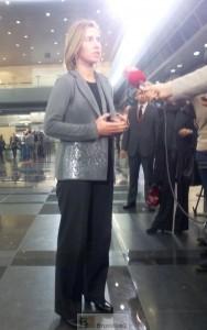 L'accord de cessez-le-feu est violé à Debaltseve (Mogherini)