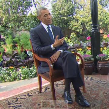 Barack Obama (crédit : CNN)