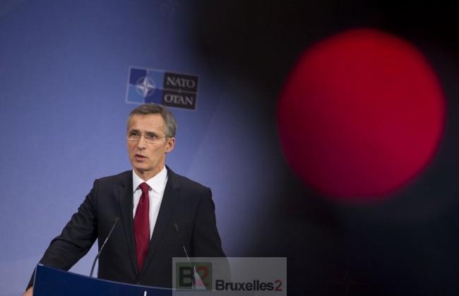 L'OTAN se dote d'une force de réaction plus rapide. La NRF réformée