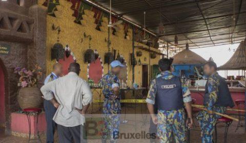 Restaurant à Bamako (Crédit : Minusma)