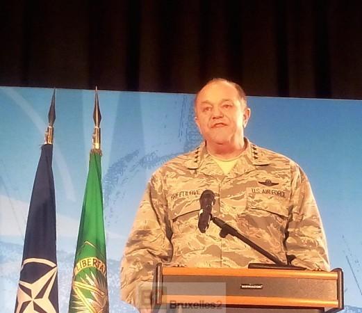 Le général US Breedlove (Otan) prié de la mettre en veilleuse…