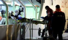 Un homme sauvé par les gardes-côtes italiens et rapatrié sur Palerme la semaine dernière