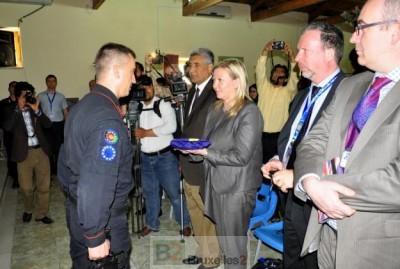 Dernières nouvelles des missions de maintien de la paix l'UE (PSDC) – mai 2015