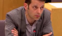 Edouard Perrin devant la commission du Parlement européen