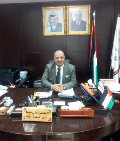 Les trois défis de la justice palestienne
